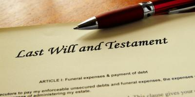 Experienced Estate Lawyer Lists 3 Reasons Everyone Needs a Will, Greensboro, North Carolina