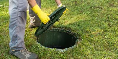 What Your Grass Can Tell You About the Septic System, Greensboro, North Carolina