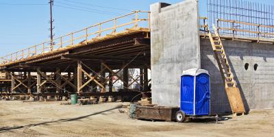 5 Reasons to Have Portable Toilets at Your Construction Site, Gridley, California