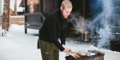 A Guide to Cold-Weather Grilling, High Point, North Carolina