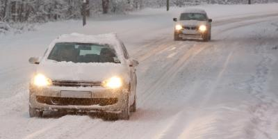 3 Common Causes of Auto Accidents in the Winter, Groton, Connecticut