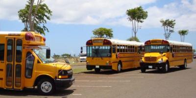 The Benefits of Hiring a School Bus Company, Ewa, Hawaii