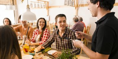 4 Top Occasions for Group Dining, Cincinnati, Ohio