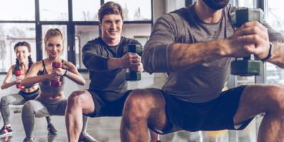 5 Reasons People Fear Group Fitness Training, Norwood, Ohio