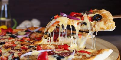 A Brief History of Pizza, Gulf Shores, Alabama