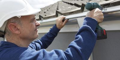 3 Signs It's Time for a New Gutter Installation, Jenks, Oklahoma