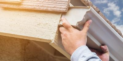 Home Improvement Contractors' Top Advantages to Seamless Gutter Installation, Montrose, Michigan