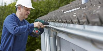 4 Signs It's Time for Gutter Replacement, Moscow Mills, Missouri
