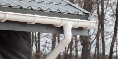 Home Improvement Experts on 4 Signs You Need Gutter Repairs, Bush, Kentucky