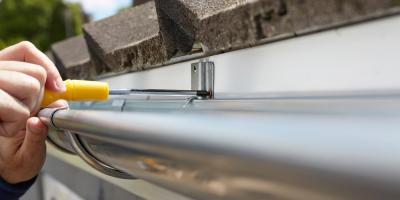 Prevent Roof Leaks By Replacing Your Gutters, Chillicothe, Ohio