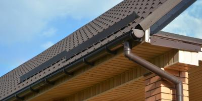 3 Reasons to Install Gutter Guards, Columbia, Illinois