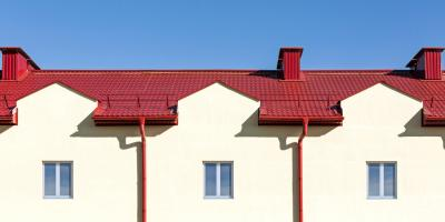 Top 5 Materials for Gutters, Amelia, Ohio