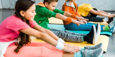 3 Stretching Tips for Kids, Greece, New York