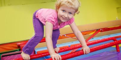 5 Surprising Benefits of Gymnastics for Toddlers, Spencerport, New York