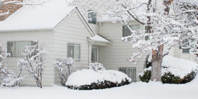 3 Issues That Impact Winter Gutter Efficiency, Angelica, Wisconsin