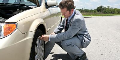 Do I Need a Wheel Alignment After Hitting the Curb?, Wentzville, Missouri