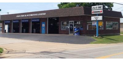 H & S Tire Sale, Wentzville, Missouri