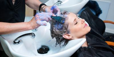 Why You Should Visit a Professional for Gray CoverageHair Color, Littleton, Colorado
