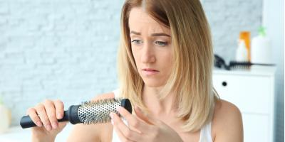 Can Depression Contribute to Hair Loss?, Rochester, New York