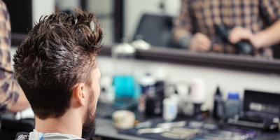5 of This Season's Best Men's Hairstyles, Littleton, Colorado