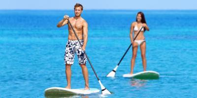 Top 5 Health Benefits of Paddleboarding, Waialua, Hawaii