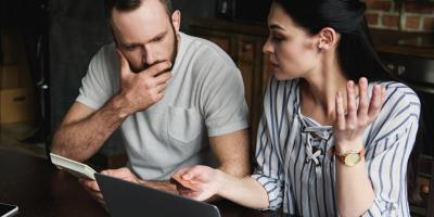 Can a Creditor Seize Your Bank Account if You've Fallen Behind?, Hamilton, Ohio