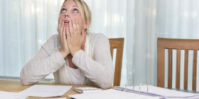 4 Signs You Should File for Bankruptcy, Hamilton, Ohio