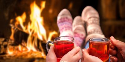 Top 3 Safety Tips When Using Wood-Burning Fireplaces at Home, Hamilton, Ohio