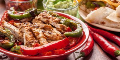 Top 3 Health Benefits of Eating Mexican Food, Hamilton, Ohio
