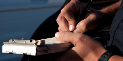 What Does Fighting a Traffic Ticket Entail?, Fairfield, Ohio