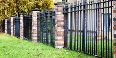 4 Common Myths About Aluminum Fences, Hamptonburgh, New York