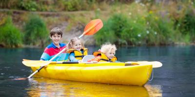 4 Reasons Your Kids Should Be Kayaking, Hancock, Vermont