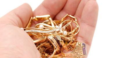 How To Turn Broken Jewelry Into Cash, Hempstead, New York