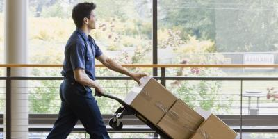 3 Ways a Hand Truck Reduces the Risk of Injury, Babylon, New York