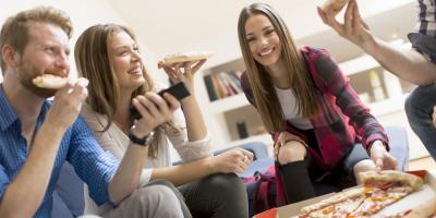 3 Ways to Eat a Pizza Slice: What They Say About Your Personality, Gulf Shores, Alabama
