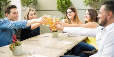 The Do's & Don'ts of Drinking With Co-Workers at Happy Hour, Gulf Shores, Alabama