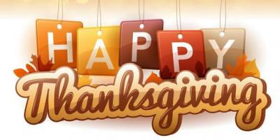 Happy Thanksgiving from The Callen Accounting Group, Mountain Home, Arkansas