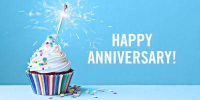 Happy 1 Year Anniversary Tammy Ackerman, Rapid City, South Dakota