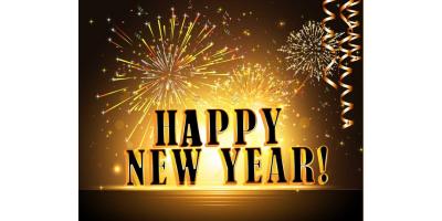 Happy New Year, Staten Island, New York