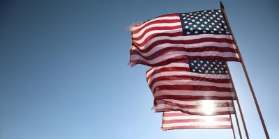 How to Care for an American Flag, Vermilion, Ohio