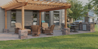 5 Easy Ways to Beautify a Pergola , Clearwater, Minnesota