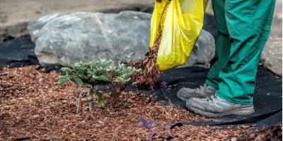 How Much Mulch Do I Need for My Garden?, Old Saybrook, Connecticut