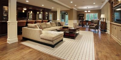 3 Benefits of Using an Area Rug On Hardwood Flooring, Lincoln, Nebraska