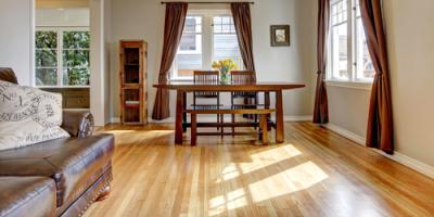 How to Properly Care for Hardwood Flooring, Federal Way, Washington
