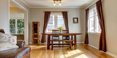 How to Choose Between Stained & Natural Hardwood Floors, Lincoln, Nebraska