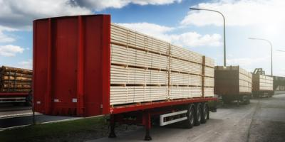 How to Properly Store Hardwood Lumber, Middlefield, Ohio