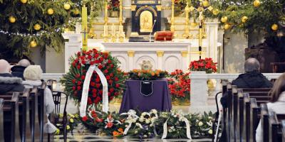 What Are Common Symbols Used in Funeral Planning?, Harpers Ferry, West Virginia