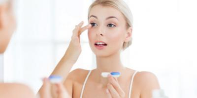 What Should You Know Before Making the Switch to Contact Lenses? , Symmes, Ohio