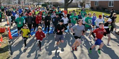 Dayton's Premier Running Shoe Shop Has Gear for the Harrigan's 5K, Washington, Ohio