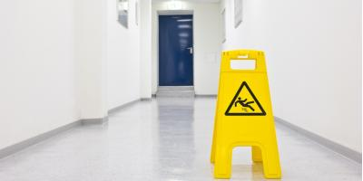 3 Steps to Take After a Slip & Fall: Advice From Hartford Lawyers, Hartford, Connecticut